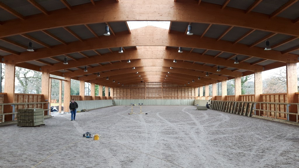 Copper Beaches – Indoor Riding Arena, Manchester