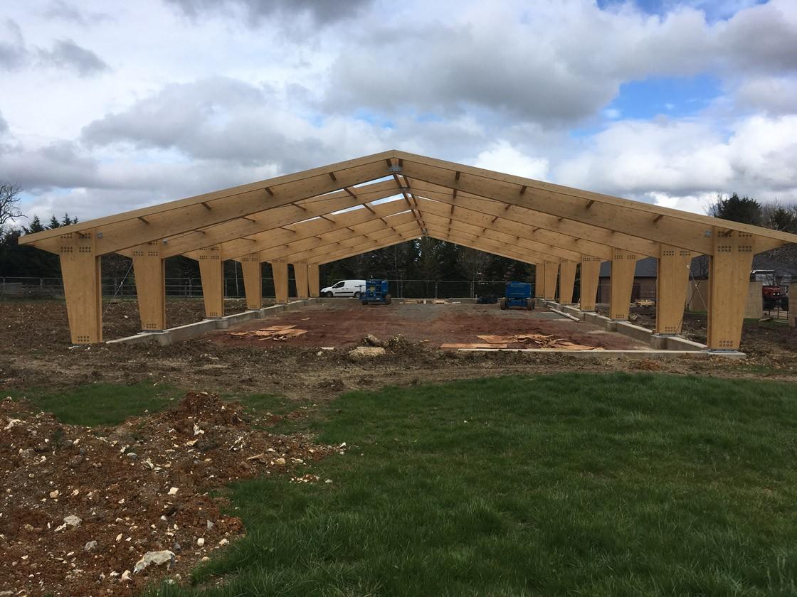 Indoor Riding Arena (Horse Manège) – Hemel Hempstead