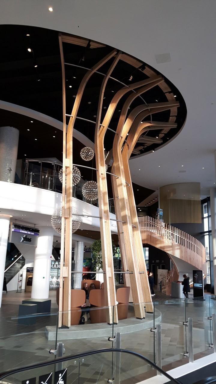 Westquay Shopping Centre – Southampton