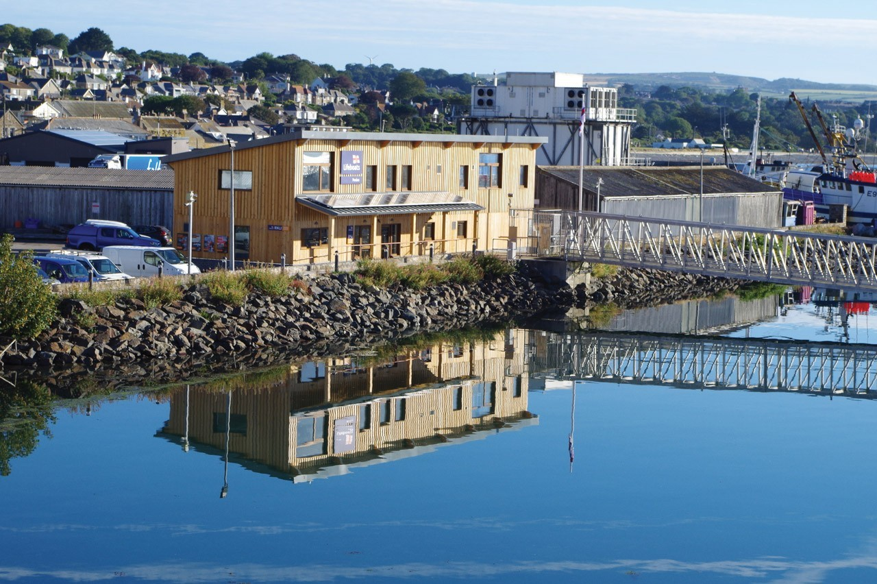 RNLI Lifeboat Station – Penlee, Cornwall