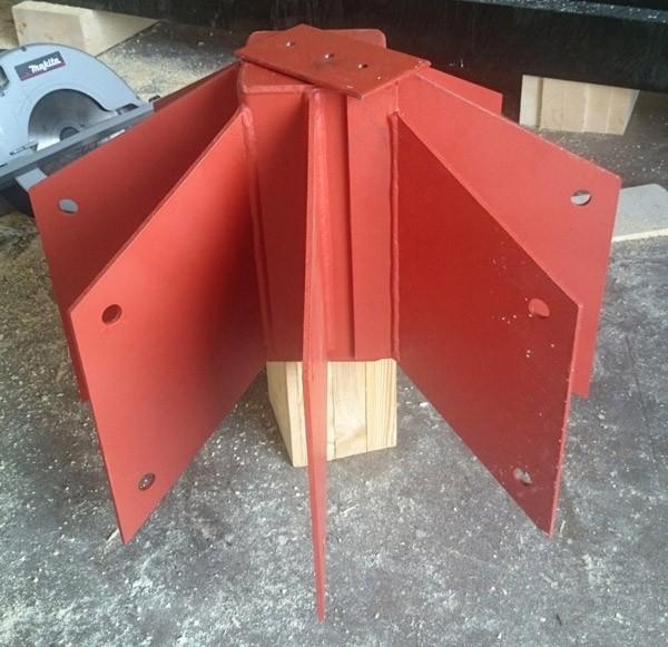 Bespoke steelwork