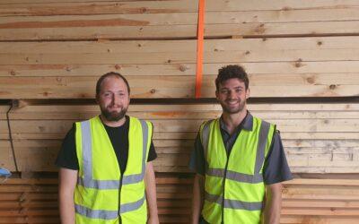 Growing… at Buckland Timber